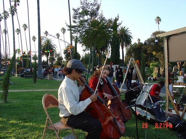 LOS ANGELES 2005